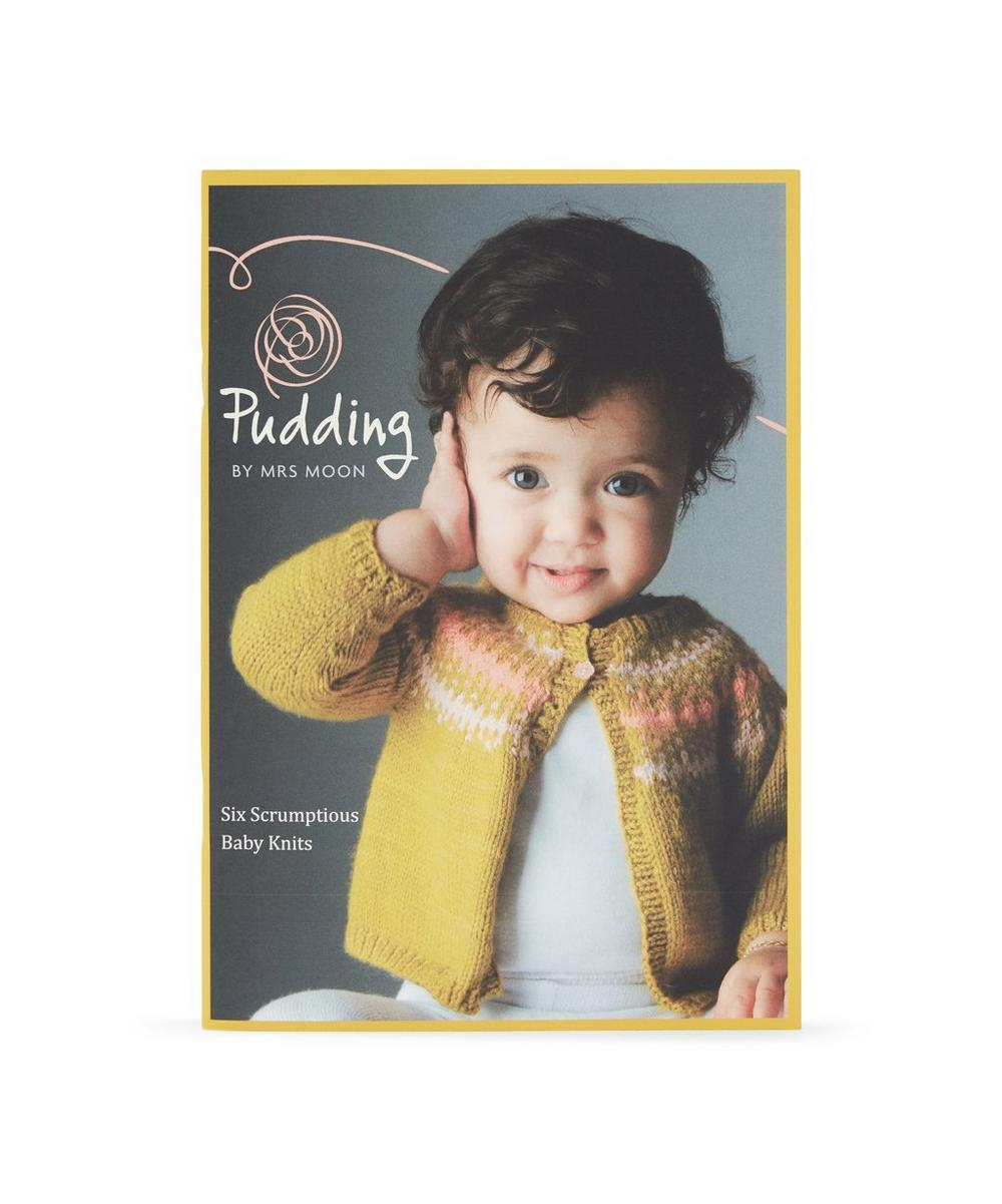 Mrs Moon - Pudding By Mrs Moon: Baby Knitting Patterns
