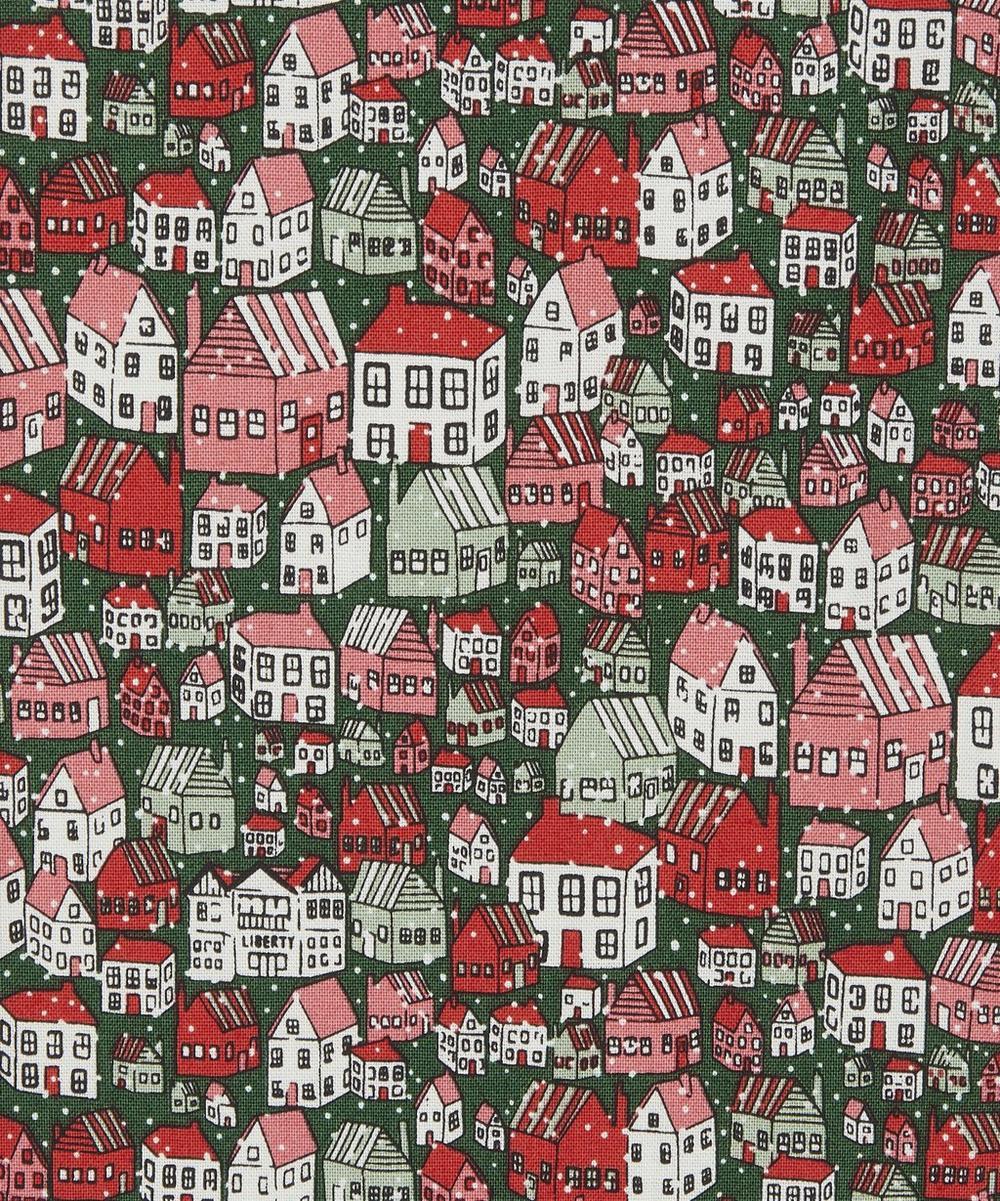 Liberty Fabrics - Yule Town Lasenby Cotton