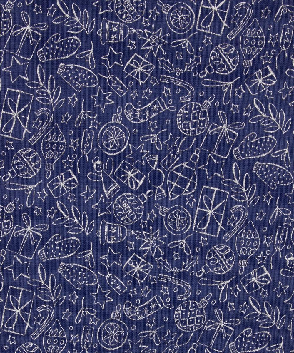 Liberty Fabrics - Festive Shine Lasenby Cotton
