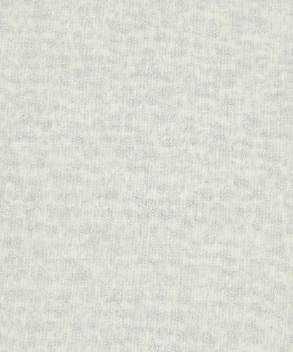 Liberty Fabrics - Wiltshire Shadow Silver Lasenby Cotton
