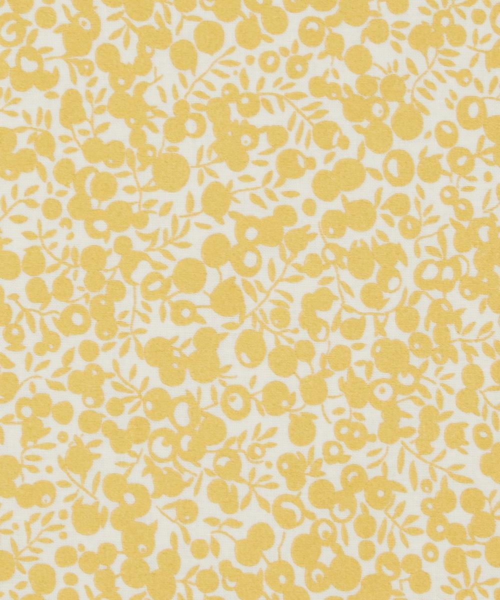 Liberty Fabrics - Wiltshire Shadow Gold Lasenby Cotton
