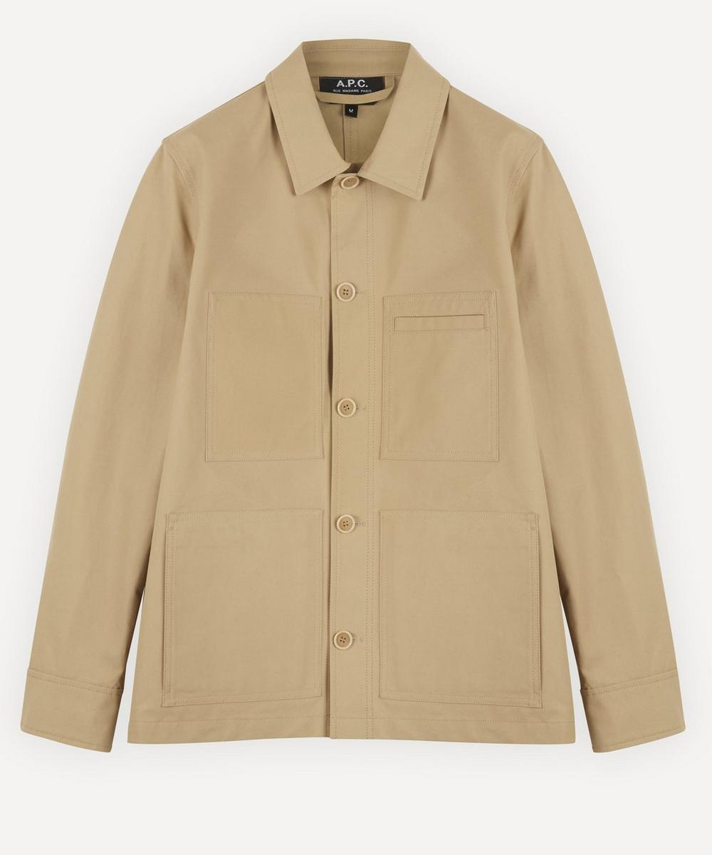 A.P.C. - Andre Structured Workwear Jacket