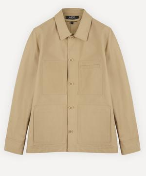 Andre Structured Workwear Jacket