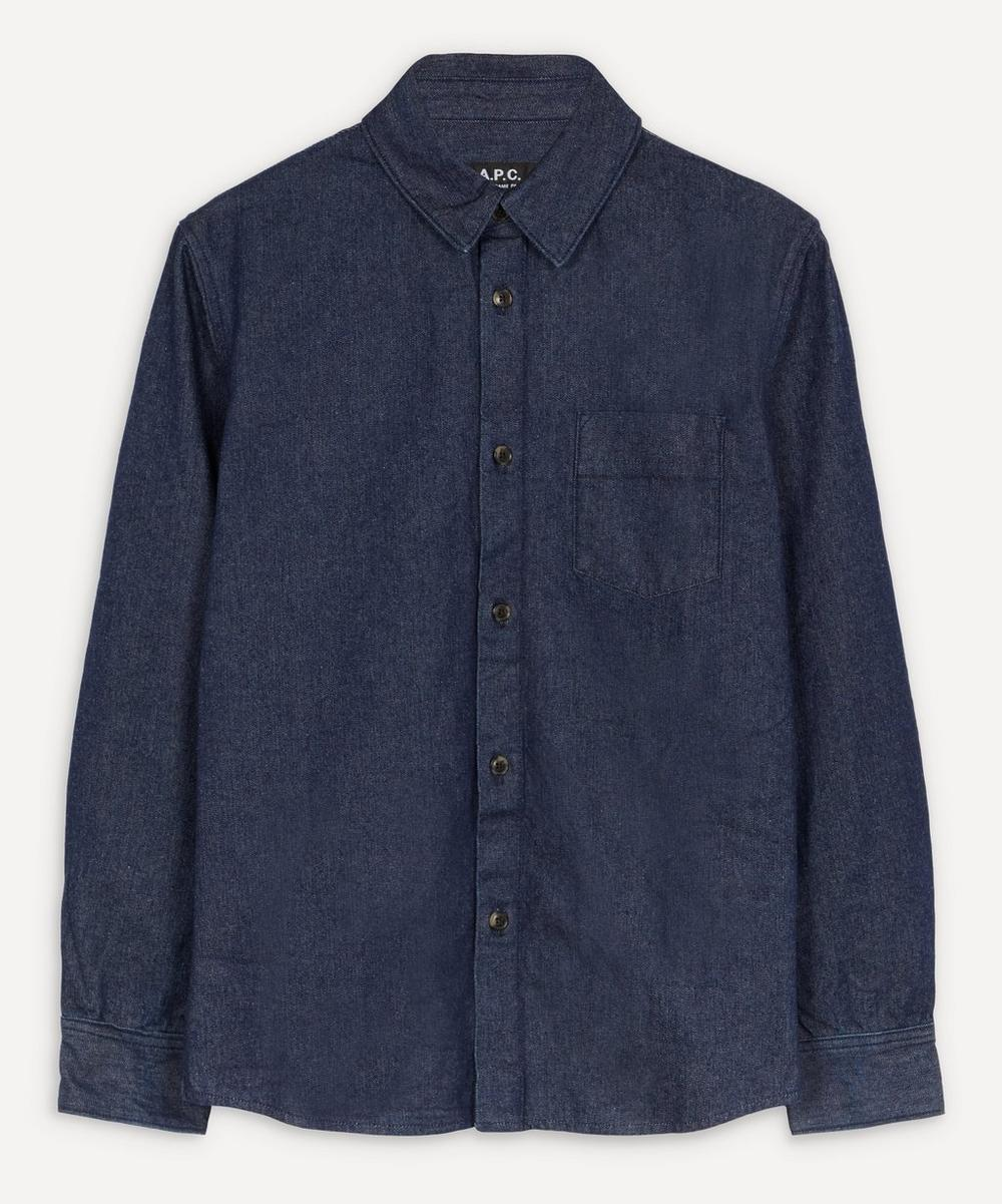 A.P.C. - Victor Boxy Shirt