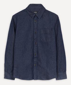 Victor Boxy Shirt