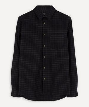 Vico Boxy Check Shirt