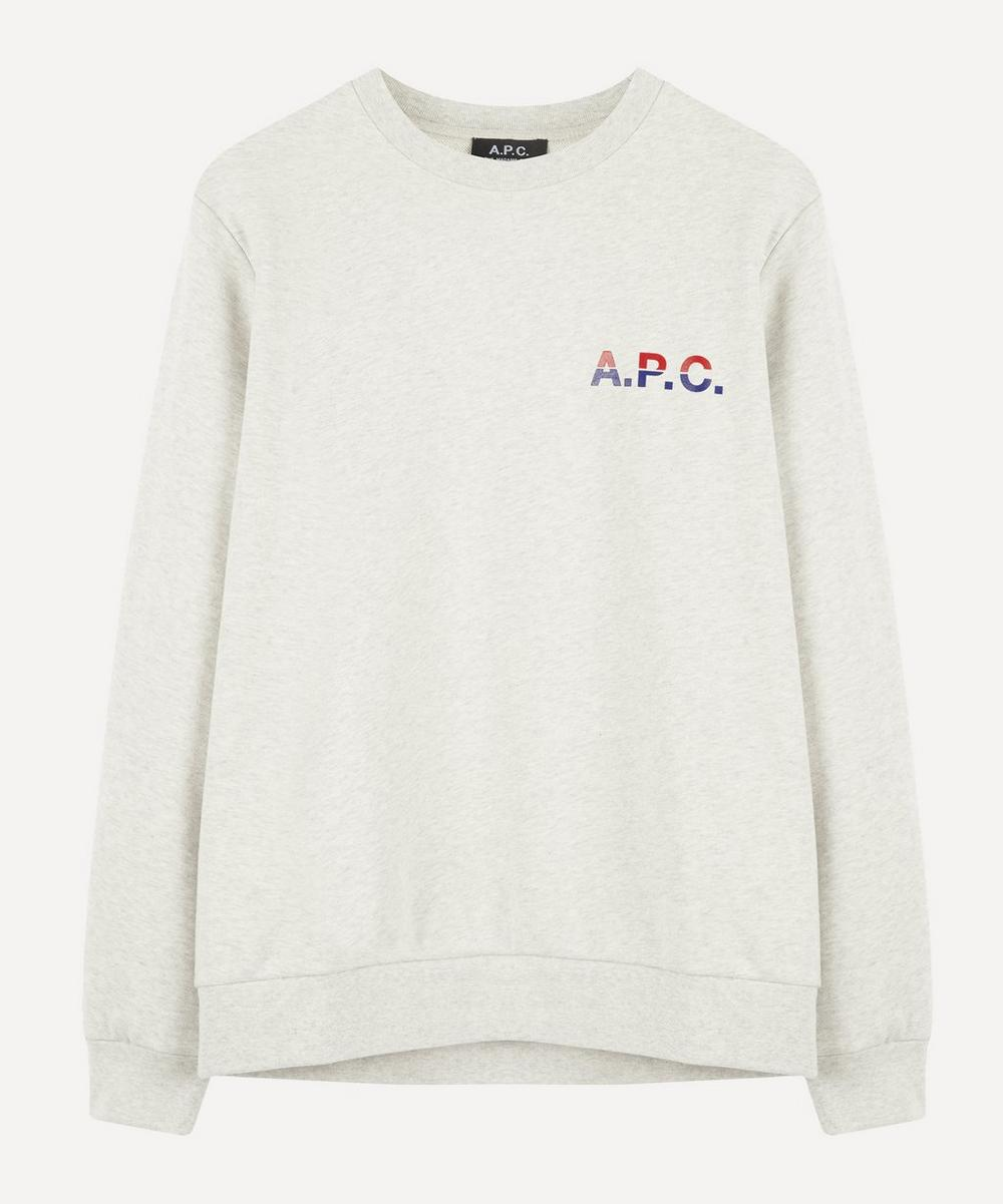 A.P.C. - Michel Logo Sweater