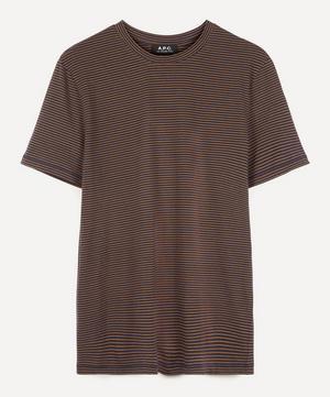 Diego Fine Stripe T-Shirt