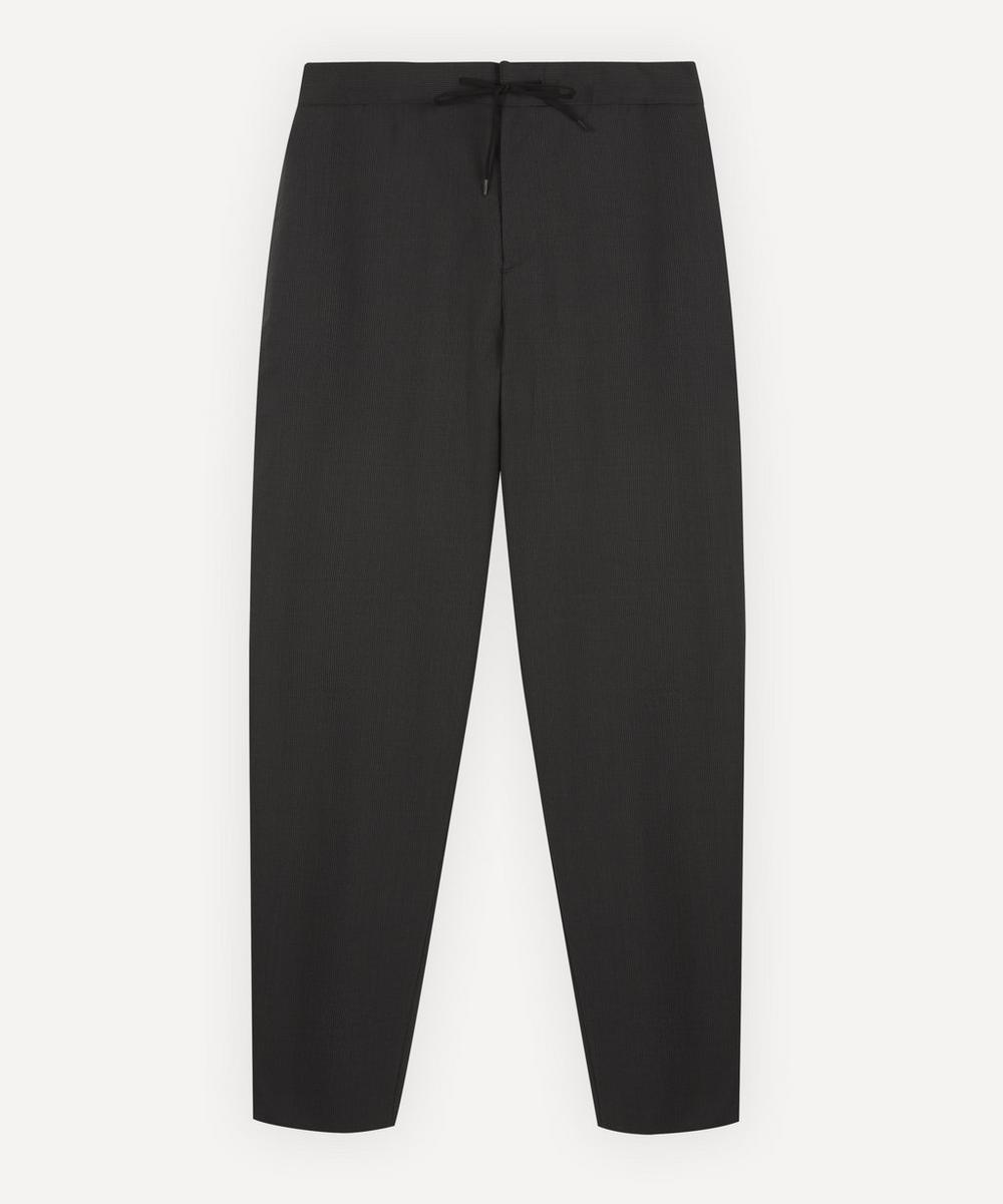A.P.C. - Etienne Fine-Stripe Drawstring Trousers