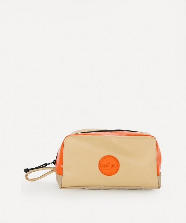 Sealand - Toastie Upcycled Ripstop-Canvas Wash Bag