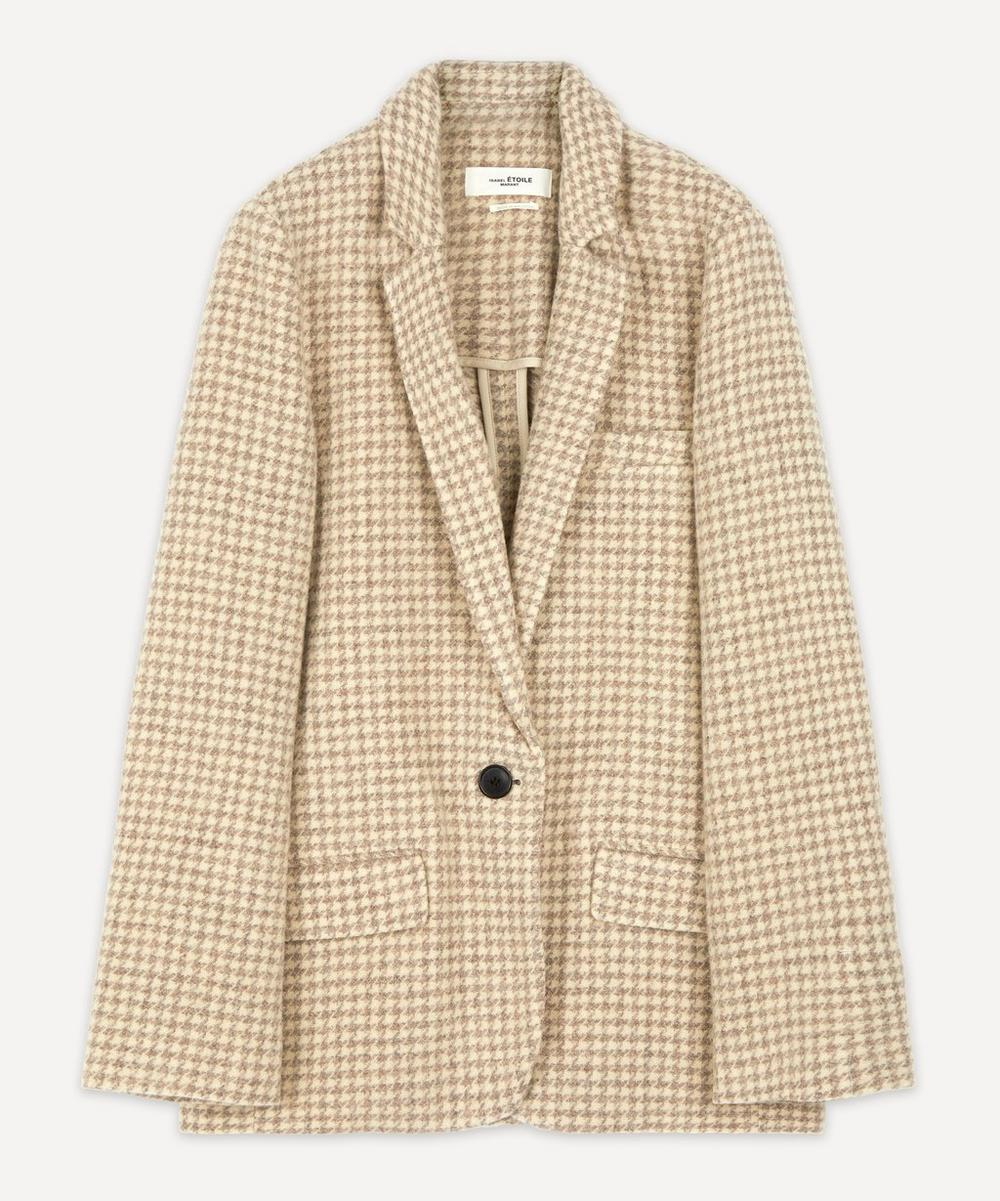 Isabel Marant Étoile - Charly Virgin Wool Jacket