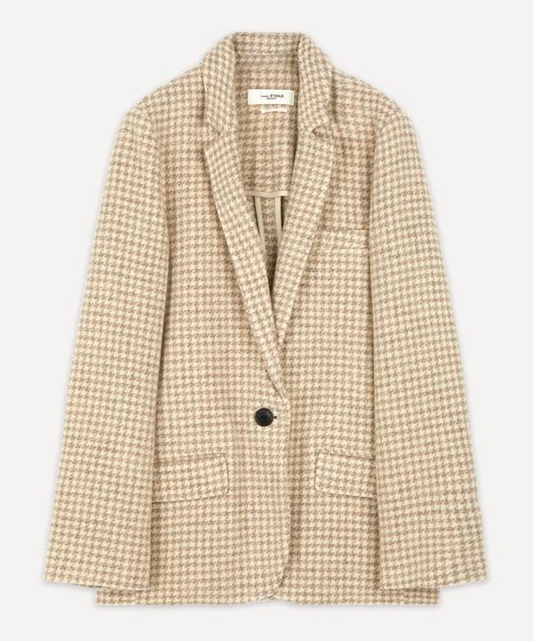 Isabel Marant Étoile - Charly Virgin Wool Jacket