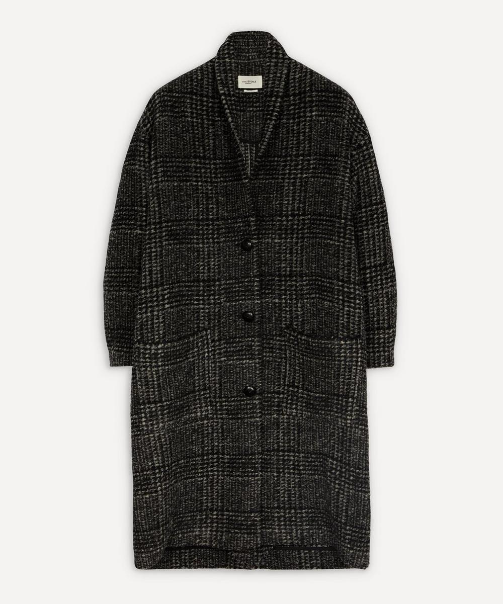 Isabel Marant Étoile - Elayo Blanket Coat