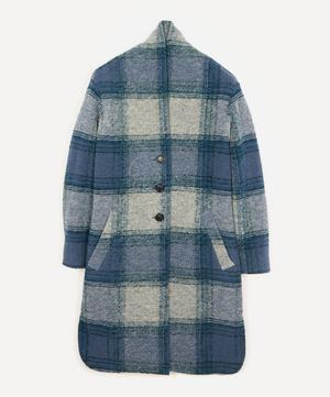 Gabriel Blanket Short Coat