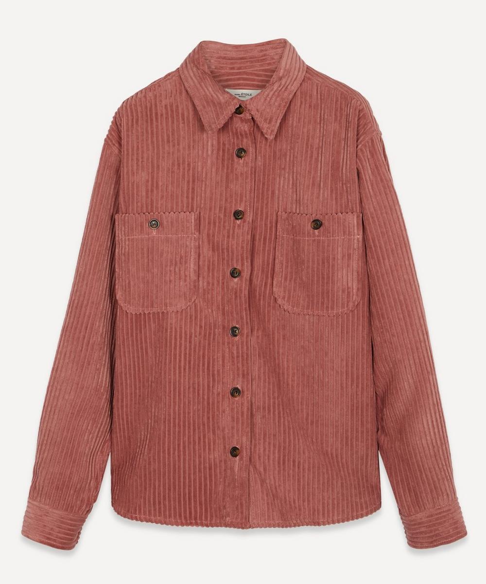 Isabel Marant Étoile - Dexo Velvet Shirt