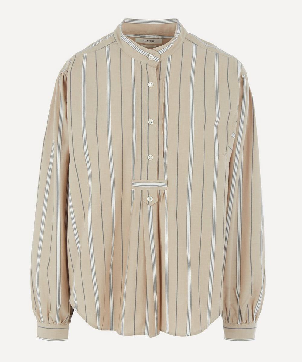 Isabel Marant Étoile - Alison Striped Shirt