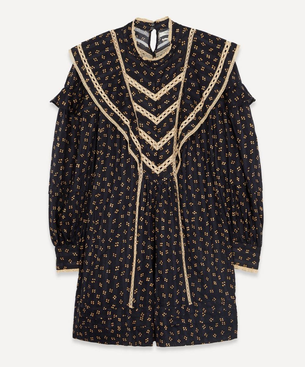 Isabel Marant Étoile - Rebel Floral Mini-Dress