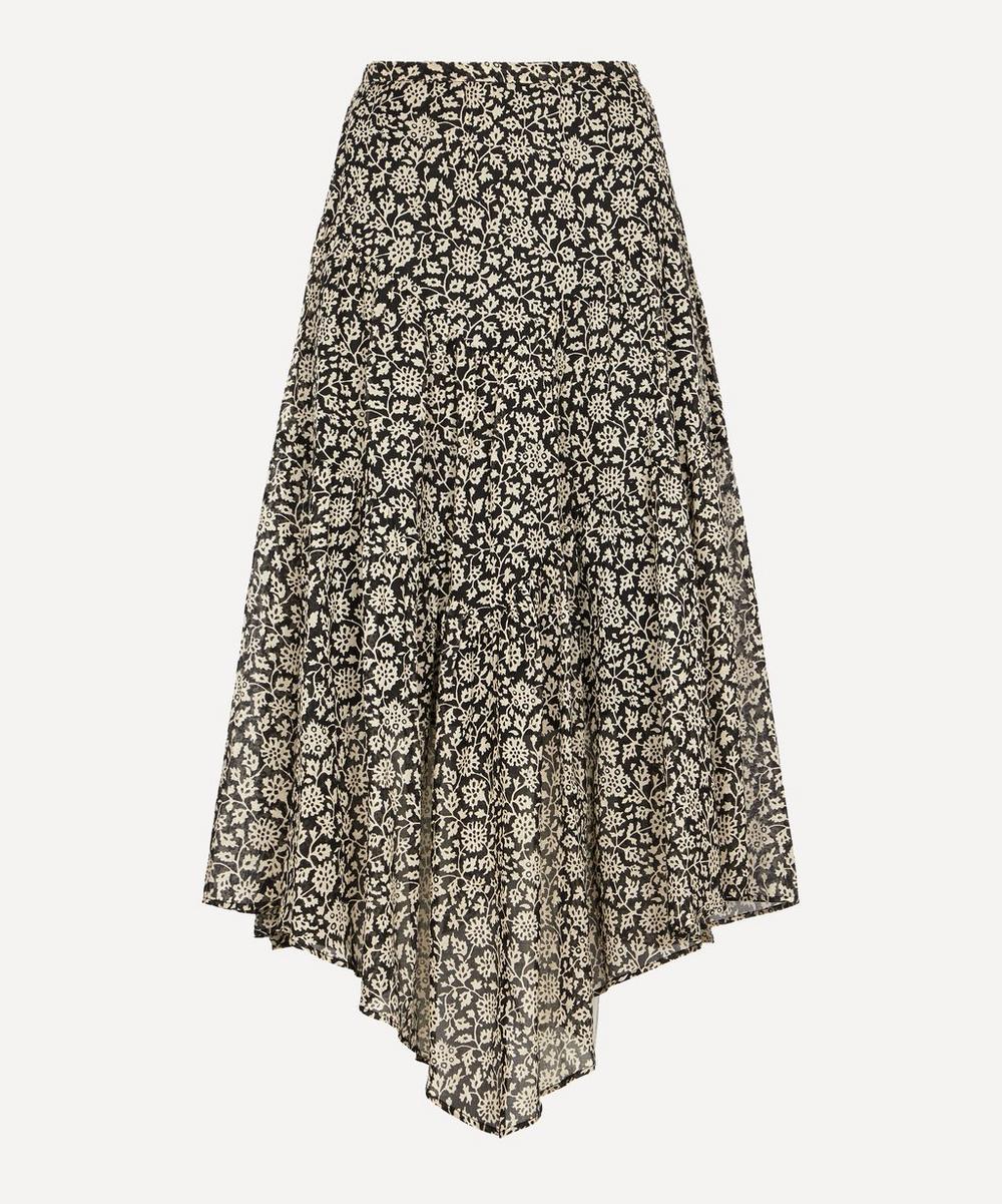 Isabel Marant Étoile - Pabna Printed Cotton Skirt