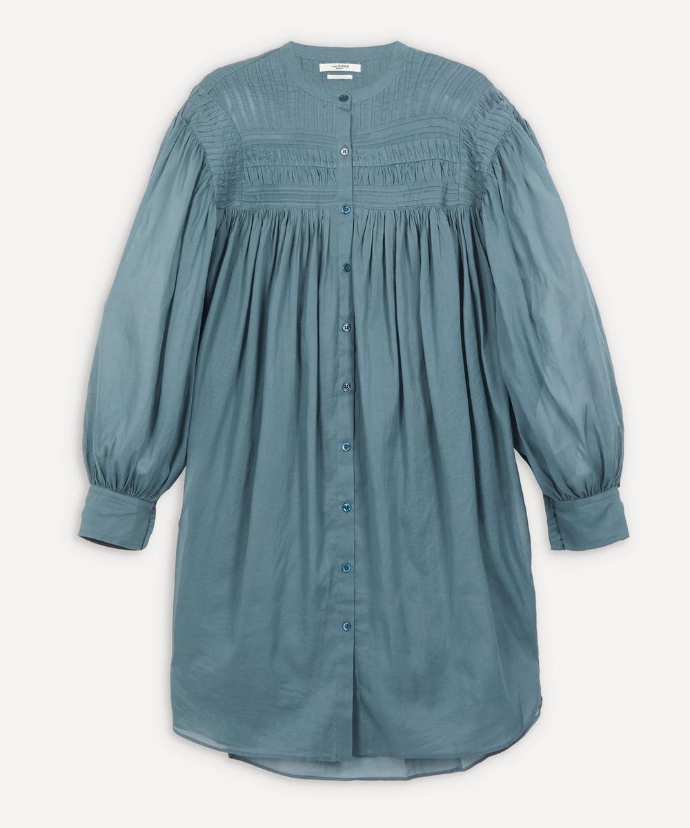 Isabel Marant Étoile - Plana Cotton Voile Mini-Dress