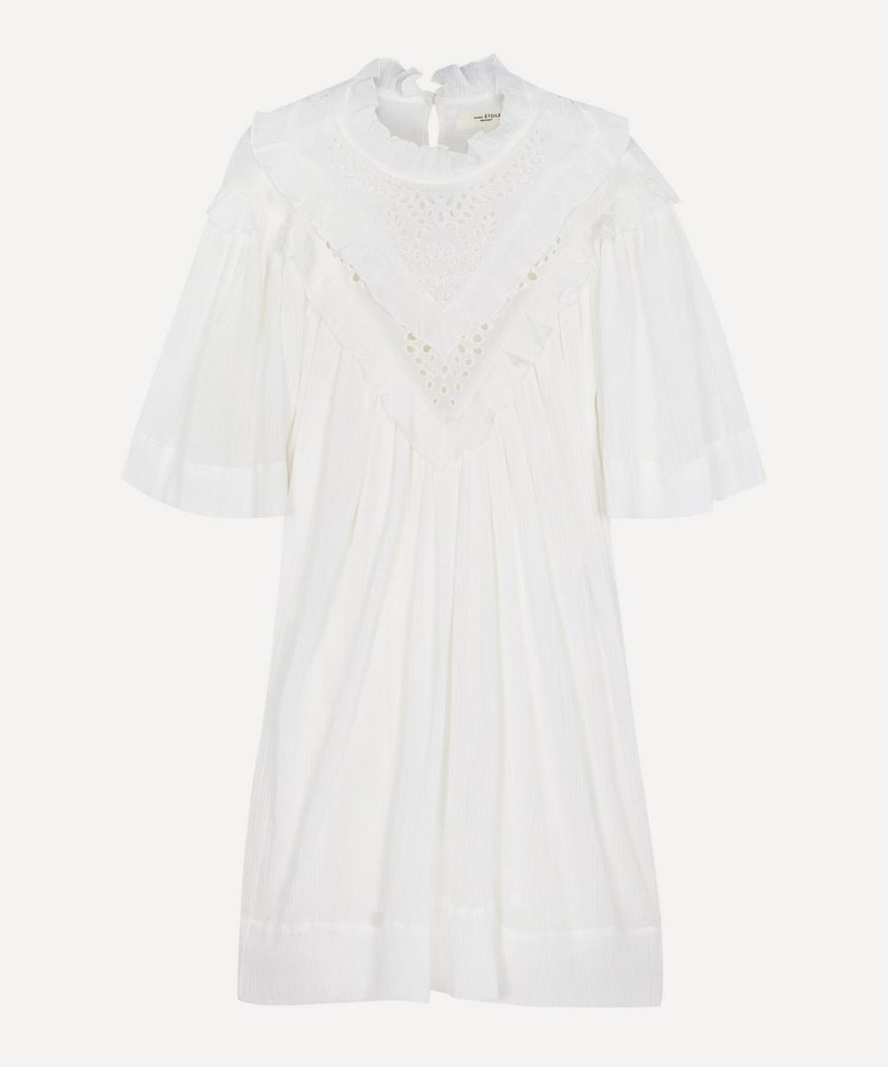 Isabel Marant Étoile - Inalio Embroidered Mini-Dress