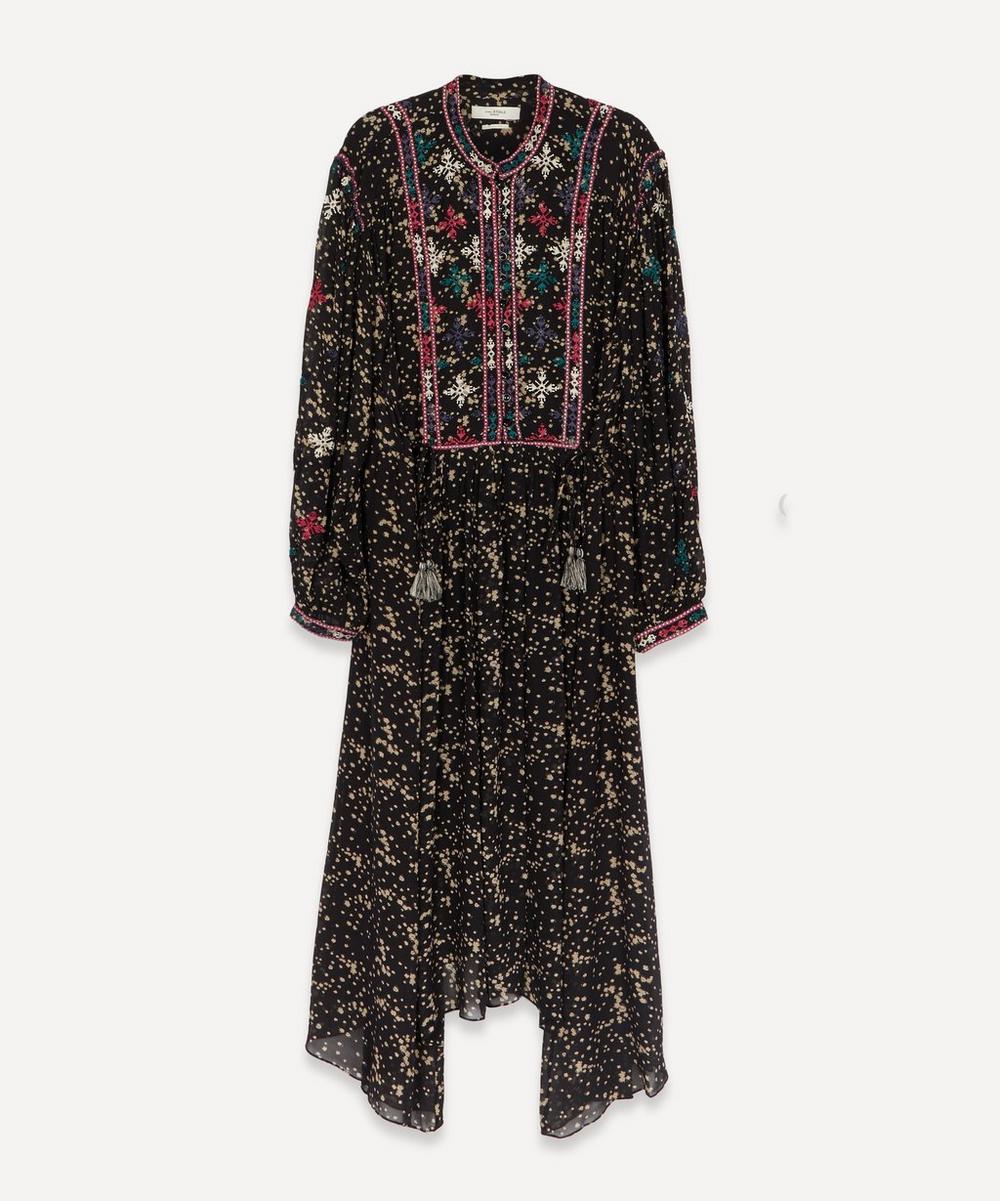 Isabel Marant Étoile - Inesia Embroidered Georgette Dress