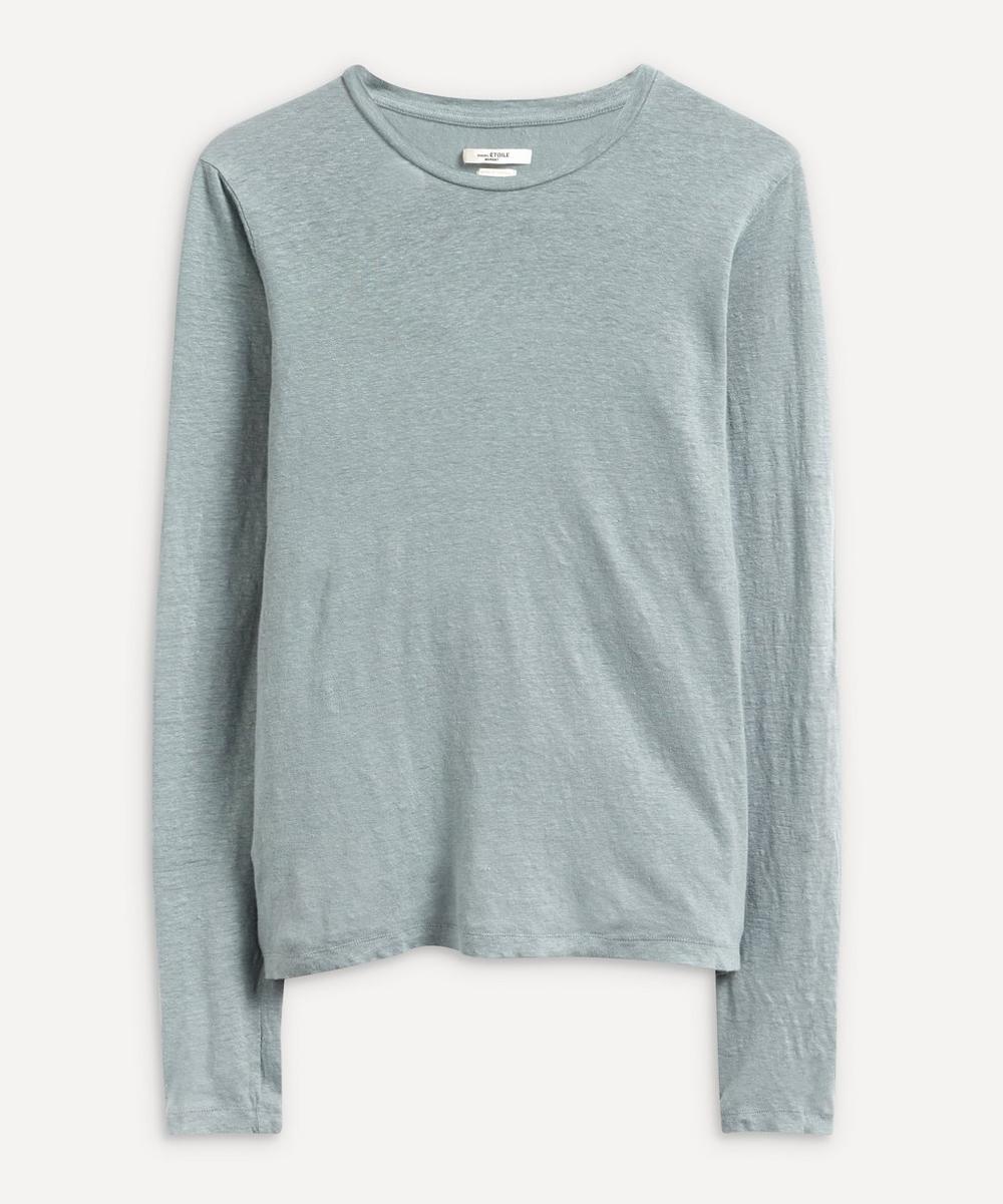 Isabel Marant Étoile - Kaaron Linen T-Shirt