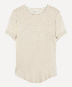 Koldi Short-Sleeve Linen T-Shirt