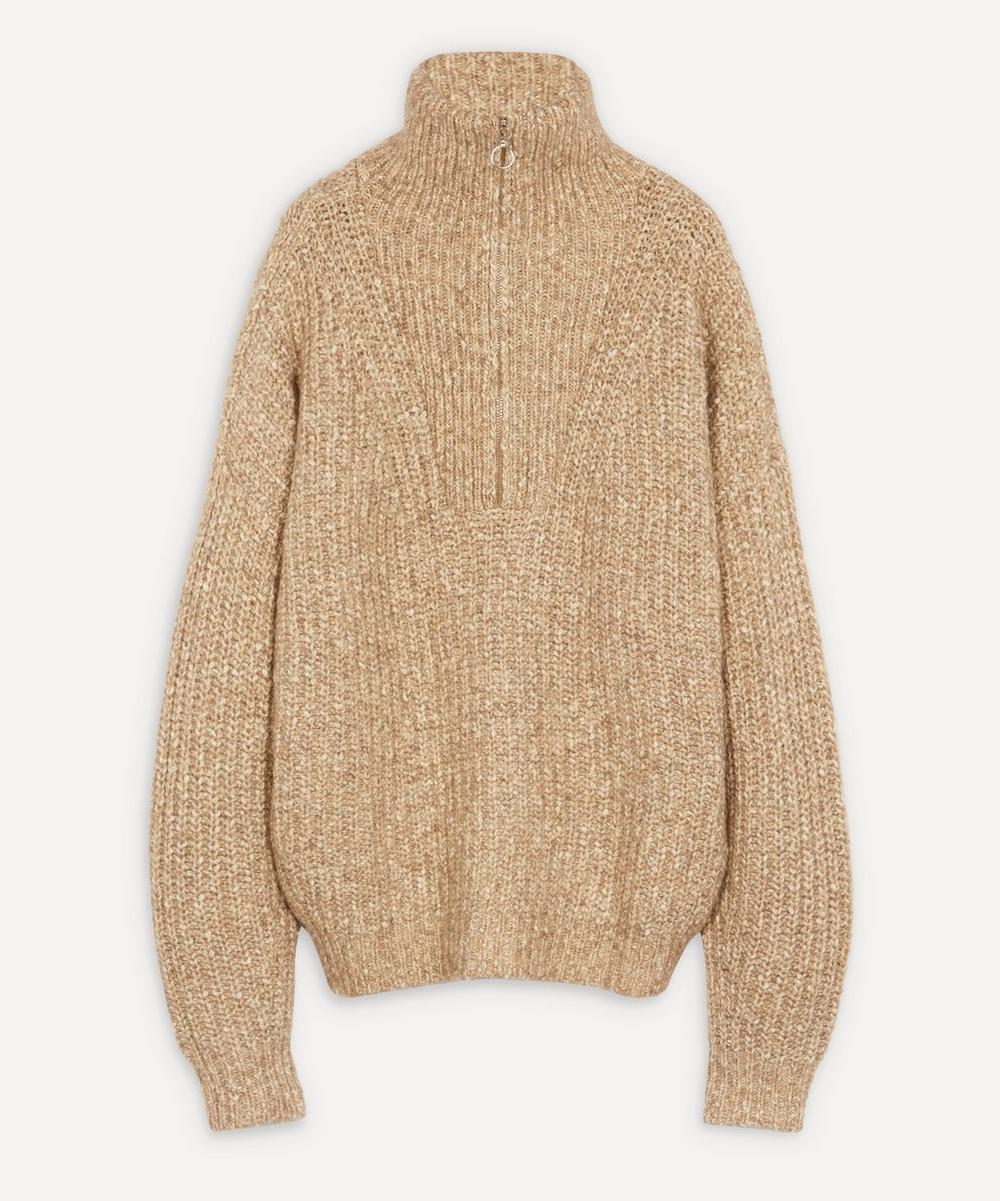 Isabel Marant Étoile - Myclan Zip Fluffy Knit