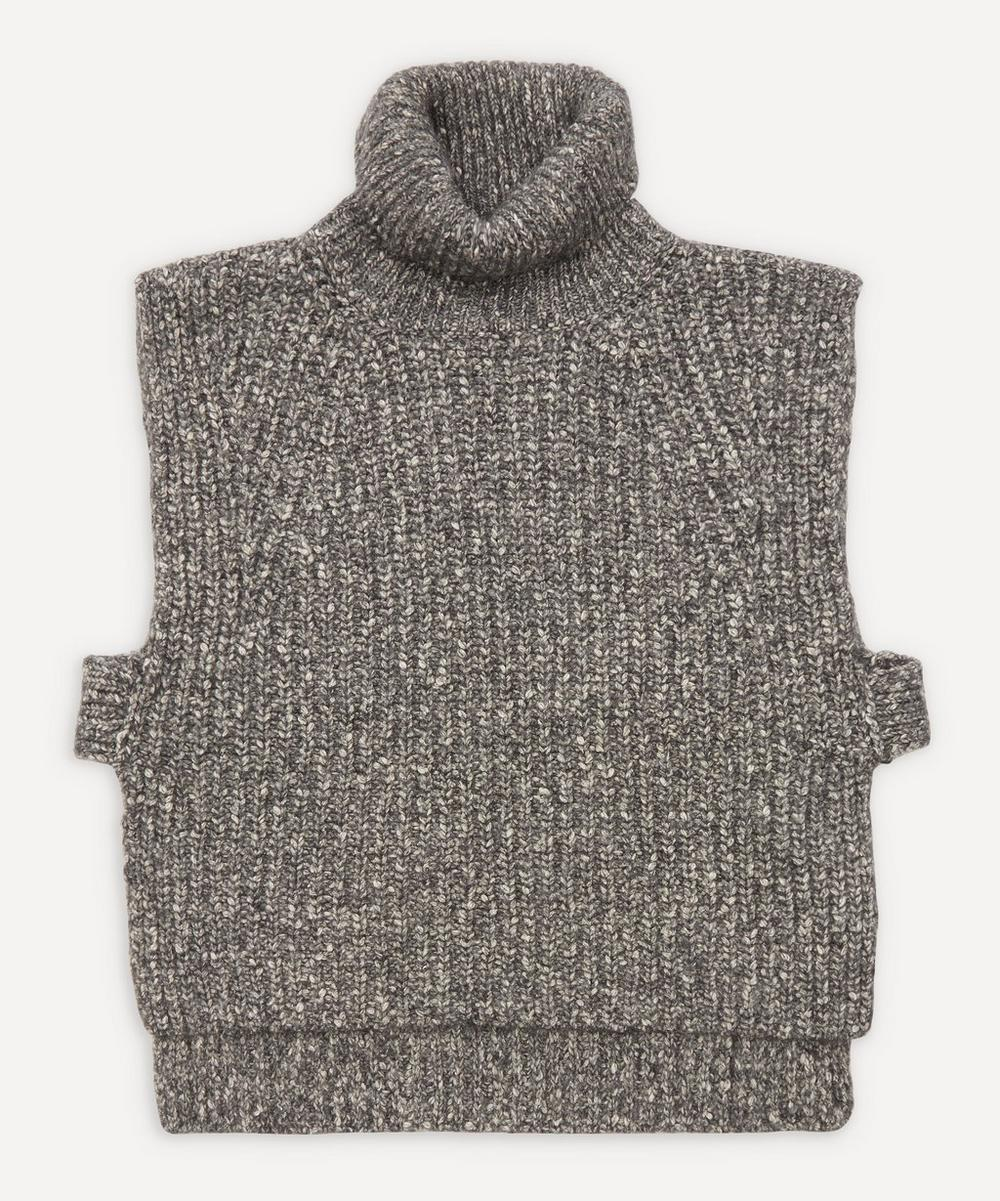 Isabel Marant Étoile - Megan Turtle-Neck Knit Vest