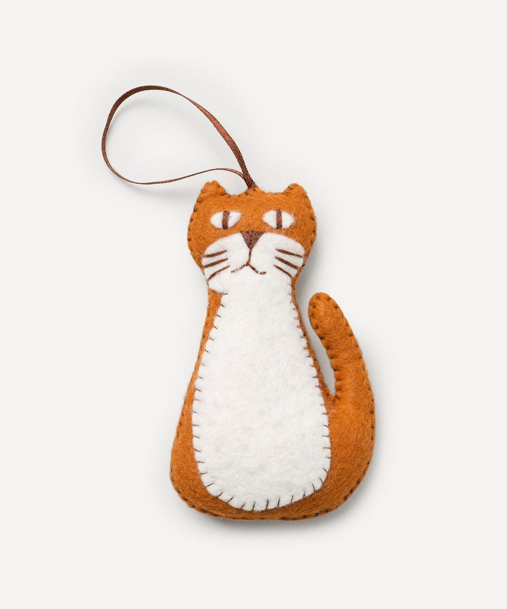 Corinne Lapierre - Ginger Cat Felt Craft Mini Kit