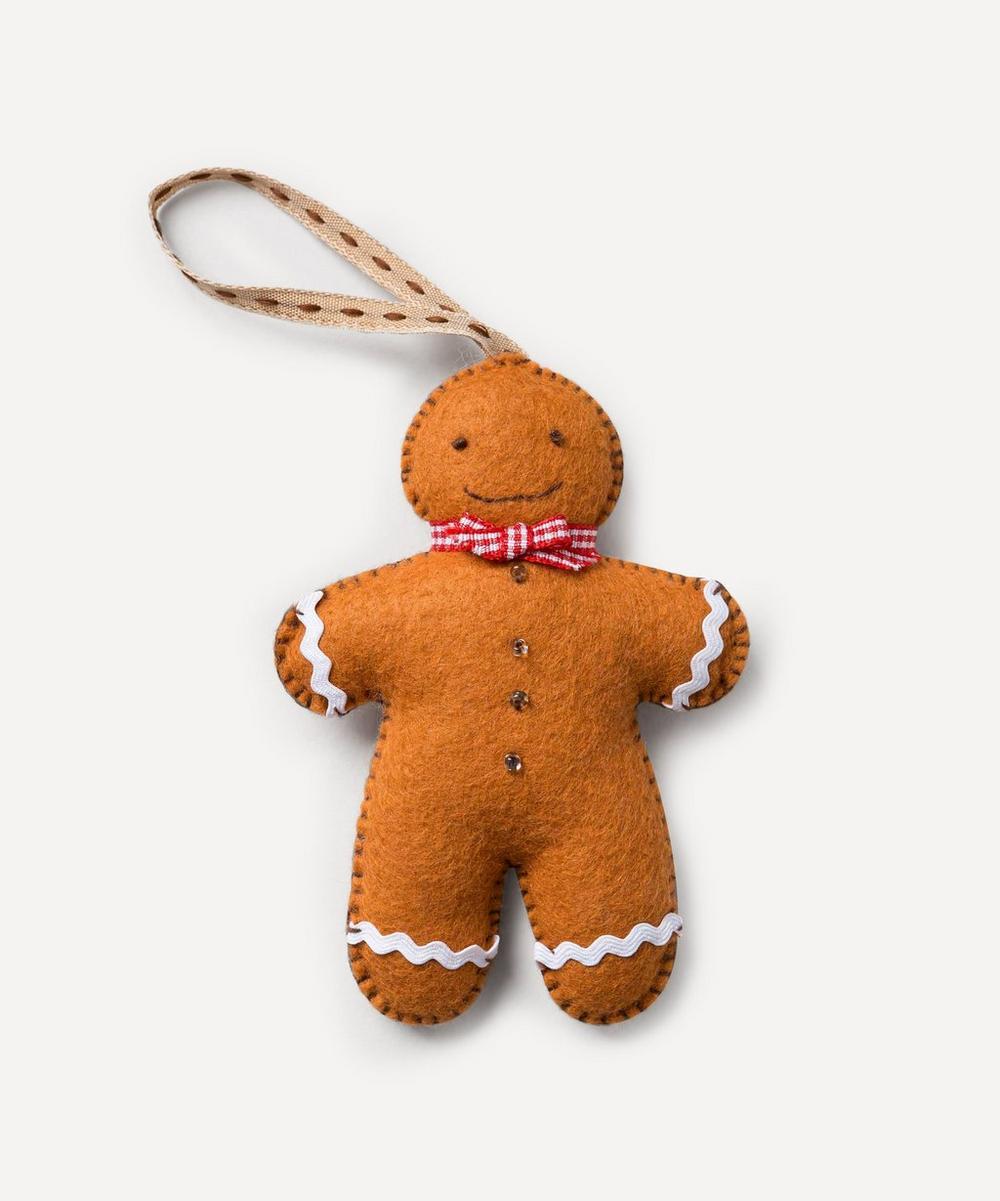 Corinne Lapierre - Gingerbread Man Felt Craft Mini Kit