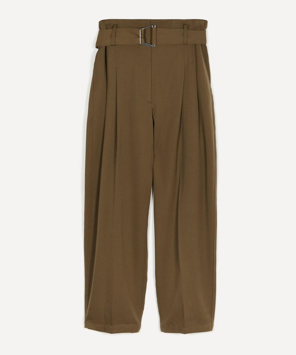3.1 Phillip Lim - Belted Wool Utility Trousers