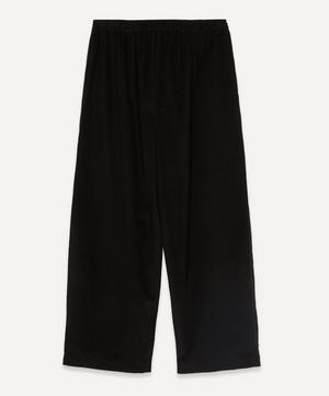 Small Cord Japanese Trousers
