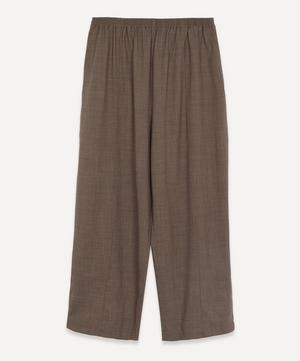Japanese Wool Trousers