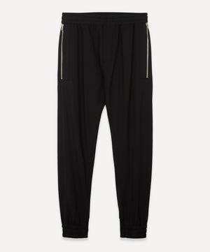 Elasticated Drawcord Trousers