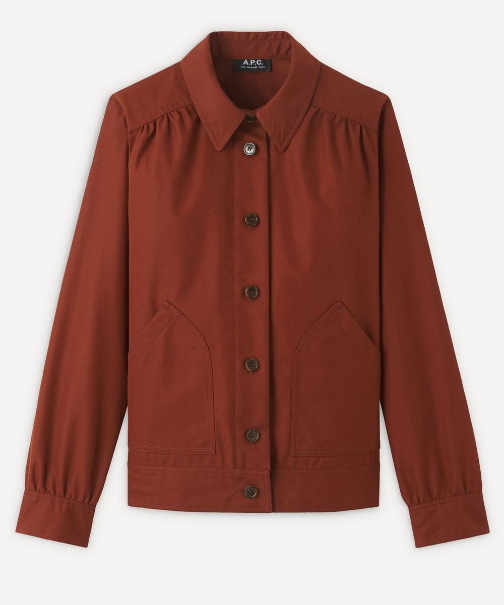 A.P.C. - 70s Button-Up Jacket