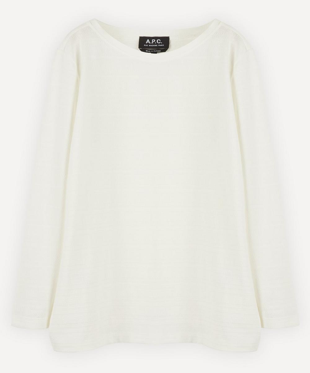A.P.C. - Mariniere Dream Raye T-Shirt