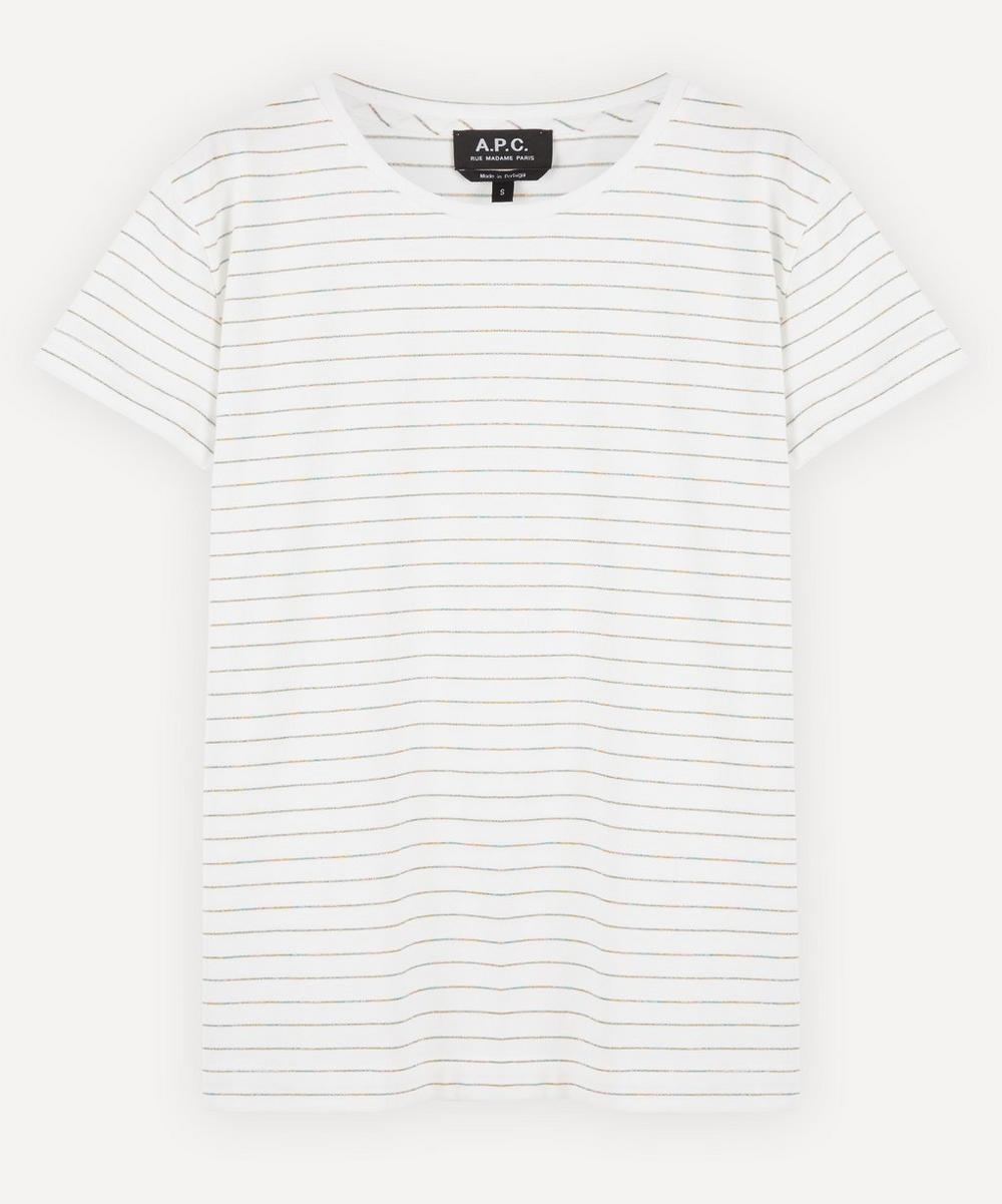 A.P.C. - Anita Stripe T-Shirt