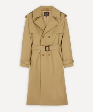 Simone Belted Trench Coat