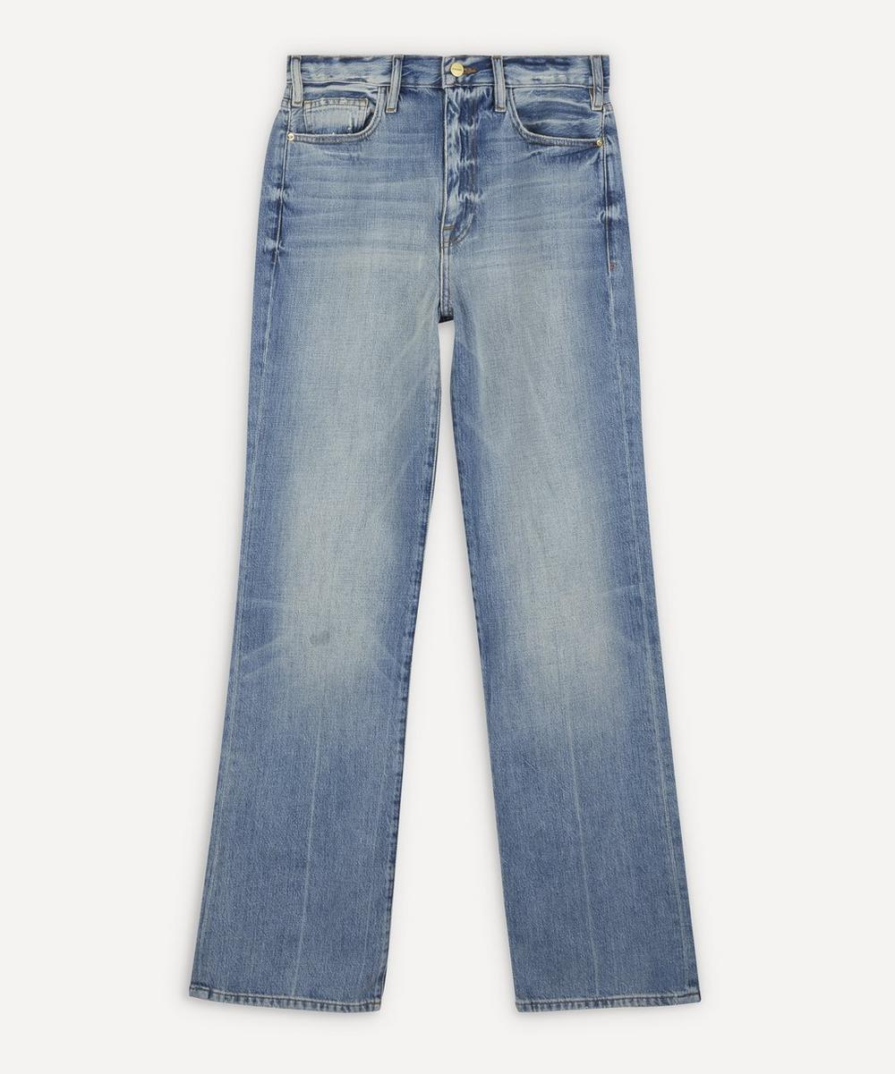 Frame - Le Jane High-Rise Flared Jeans