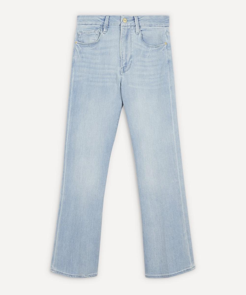 Frame - Le Crop Mini Boot-Cut Jeans