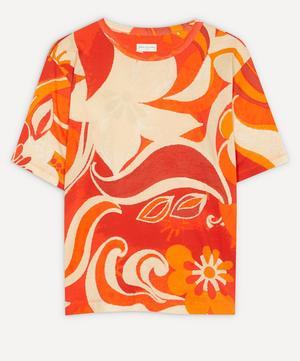 Floral Swirl T-Shirt