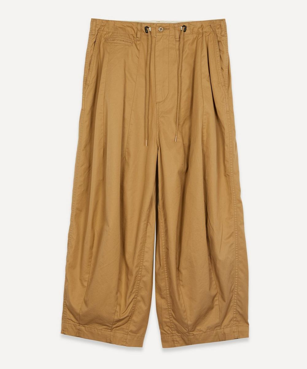 Needles - Military Loose Fit Chino Trousers