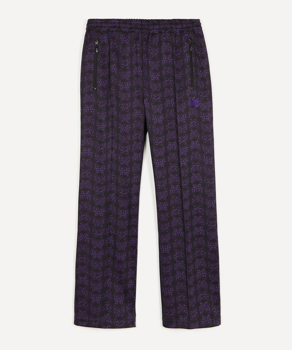 Needles - Papillon Logo-Embroidered Track Trousers