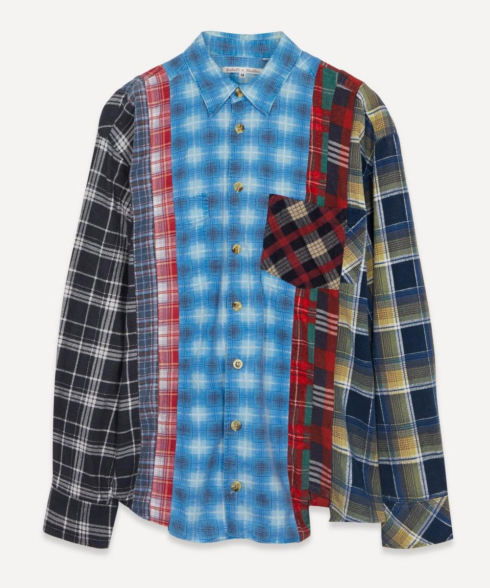 Needles - 7 Cuts Flannel Shirt