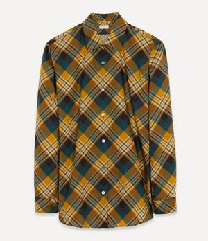 Diamond Check Shirt