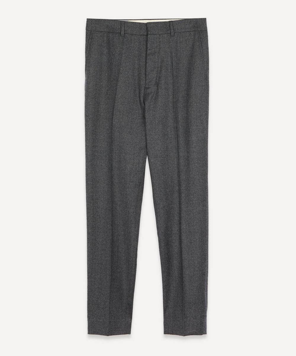 Ami - Wool Cigarette Trousers