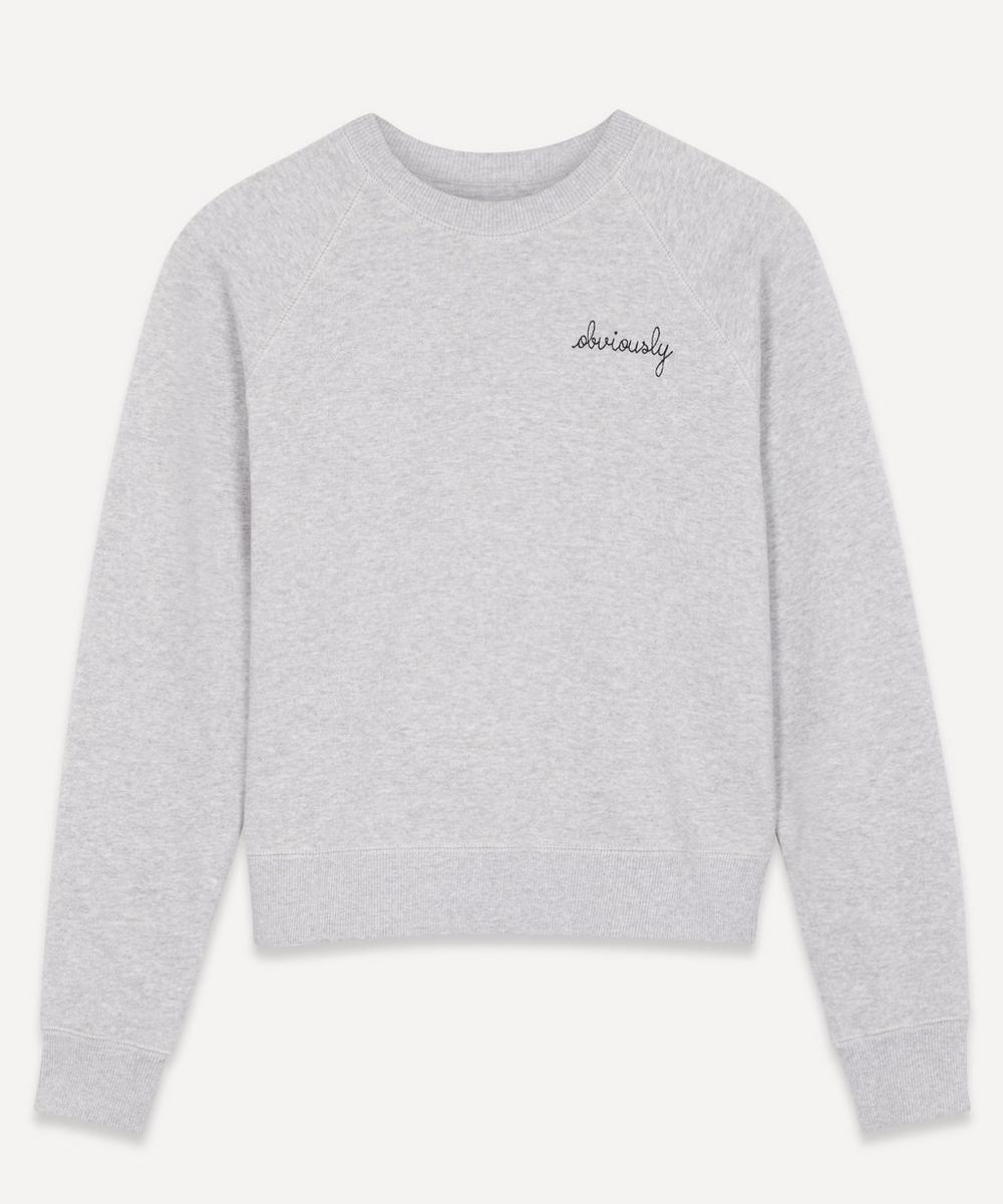 Maison Labiche - Obviously Organic Cotton Sweatshirt