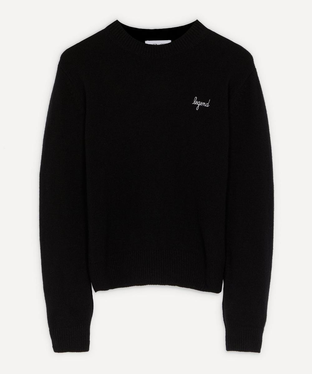Maison Labiche - Legend Crew-Neck Wool-Blend Sweater