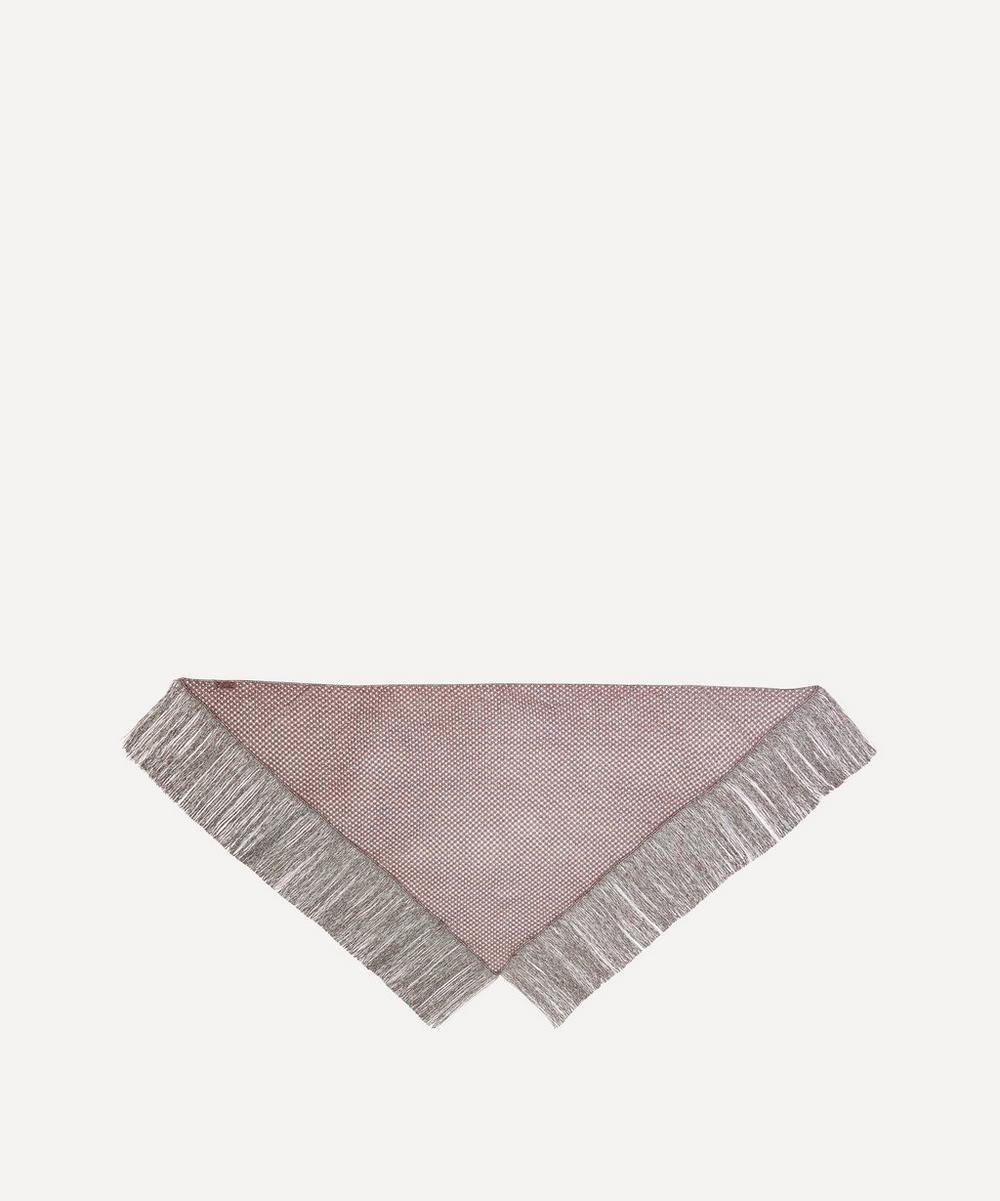 Missoni - Metallic Fringed Wrap Scarf